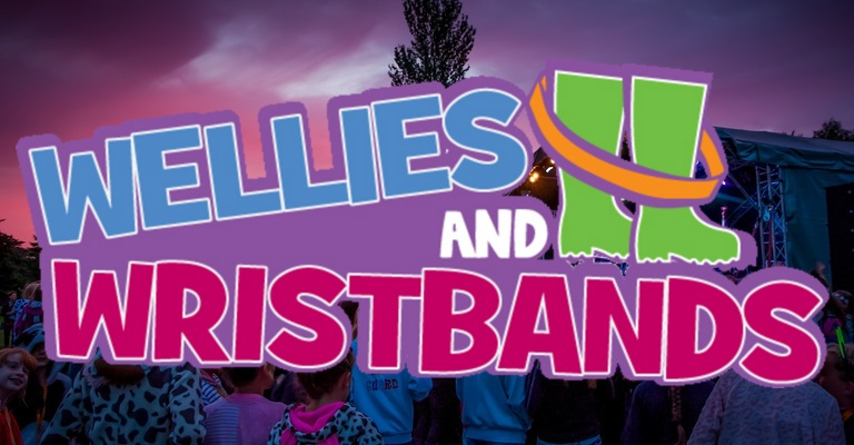 Wellies and Wristbands - Foxlease